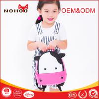 Wholesale Shockproof Kids Zoo Animal Travel Kids Hiking Backpacks Cute Cow Style Mini School Bag Backpack from china suppliers