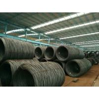 Wholesale Hot Rolled Alloy Steel Wire Rod In Coils EB3  5.5 mm for welding wire from china suppliers