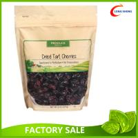 Buy cheap CMYK PET Laminate Berries Plastic Pouch Food Packaging , Stand Up Ziplock Bags from wholesalers