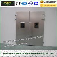 Wholesale cold room door or cold storage door or pu sandwich door from china suppliers