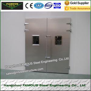 Wholesale cold room door or cold storage door or pu sandwich door from china suppliers