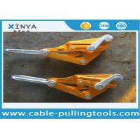 Wholesale Transmission Line Stringing Tools 300-400 sqmm Aluminum Alloy Grip Come Along Clamp for ACSR AAAC Conductor from china suppliers