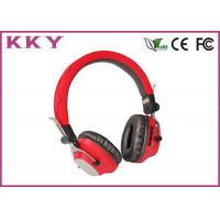 Wholesale Fashionable Headband Bluetooth Headphones Over Ear With Metal Shell from china suppliers