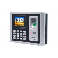 Buy cheap 2000 Fingerprint Capacity Biometric Fingerprint Time Attendance with RFID Cad Reader C11 from wholesalers