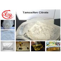 Wholesale Oral Steroids Anti Estrogen Tamoxifen Citrate / Nolvadex 54965-24-1 No Side Effect from china suppliers