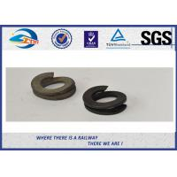 Wholesale Galvanize Spring Washer 38Si7 Black Oxide / Lock Flat Washers in Different Size from china suppliers