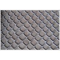 Buy cheap Custom Green Fence Chain Link , Diamond Wire Mesh Strongly 1.8-4.5mm from wholesalers