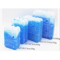Wholesale Energy Saving Cold Gel Packs Ice Cooler Brick Ice Packs For Food Shipping from china suppliers