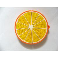 Wholesale Food USB Flash Drive in Orange Shape with Full and Real Capacity and High Speed ( MY-UF20) from china suppliers