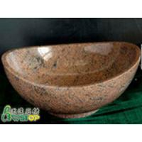 Quality Yongding Red Stone Sink for sale