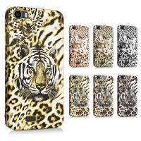 Wholesale Semi - Rigid plastic leopard design Wiko Lenny Cover protection case from china suppliers