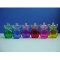 Wholesale Guitar Shape Glass Perfume Bottles , 20ml fancy perfume bottles for personal care from china suppliers
