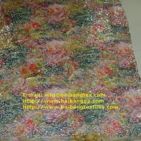Wholesale MESH EMBROIDERY DIGITAL PRINTING FABRIC from china suppliers