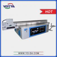 Wholesale UV Led Flatbed Printer for Canvas 3D Wood Decal Panel Printing from china suppliers