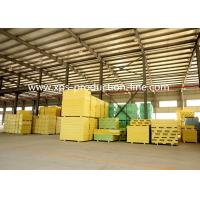 Wholesale Ice Rink Extruded Polystyrene Foam Sheets / Thermal Insulation Boards For Walls from china suppliers