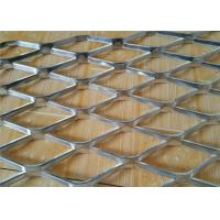 Wholesale High Rigidity Diamond Hole Standard Expanded Metal Mesh for Petroleum from china suppliers