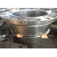 "Wholesale Carbon Steel Flange  Forgings Q + T Heat Treatment PN250 Class1500 WN RTJDN100  NPS4"" DN150 NPS6"" DN300 from china suppliers"