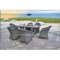 Wholesale Outdoor Wicker Garden Patio Table Set High Top Patio Furniture UV Resistant from china suppliers