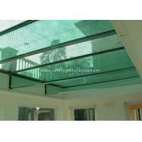 Wholesale 12mm Tempered Laminated Glass Panels Fire Proof Guard Against Theft from china suppliers