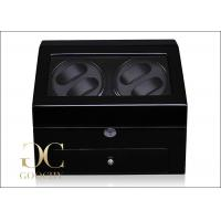 Wholesale Gifts for Him Dual Watch Winder For 4 Automatic Watches Gifts for Father from china suppliers