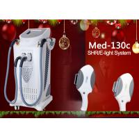Buy cheap Powerful Permanent IPL Hair Removal Multifunction Beauty Machine with Wavelength 640~1200nm from wholesalers