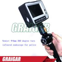 Buy cheap Police Φ6mm electrical measuring instruments infrared endoscope from wholesalers