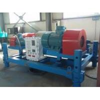 Wholesale Drilling Fluid Decanting Centrifuge with screw conveyor for chemical, food, paper-making from china suppliers