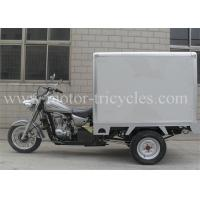 Wholesale 150CC 200CC 250CC Closed Box Cargo Tricycle 3 Wheeled Motorbikes RS200ZH-FD from china suppliers