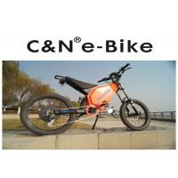 Wholesale Lightest Electric Off Road Bike , Folding Electric Downhill Mountain Bike from china suppliers