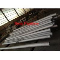 Wholesale Alloy 600 Oxidation Resistance Duplex Stainless Steel Pipe , 2205 Duplex Stainless Steel Tubing from china suppliers