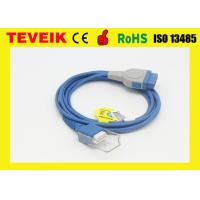 Wholesale 2006644-001 SpO2 Extension cable 11pin to DB9 female Compatible with Nellcor sensor for patient monitor from china suppliers