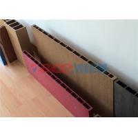 Wholesale Easy Operate WPC Extrusion Machinery For 610mm Width PVC Wood Plastic Door Panel from china suppliers