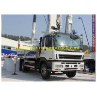Wholesale CCC / CE Sany Truck Mounted Concrete Pump 20m Boom with Diesel Motor from china suppliers