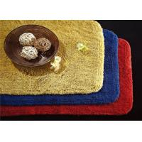 Wholesale 5 Star Custom Embossed Hotel Bath Mats , Hotel Style Collection Bath Mat from china suppliers