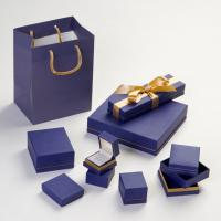 Wholesale Necklace And Earring Gift Box , Jewelry Display Boxes With Lids from china suppliers