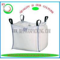 Wholesale China pp woven jumbo bag for packing 1 ton polypropylene pp woven big bag/ jumbo bag from china suppliers