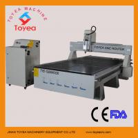 Wholesale Wooden design CNC Wood Cutting machine with HIWIN linear rail TYE-1325 from china suppliers