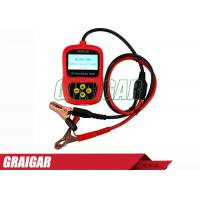 Wholesale Handheld Vehicle Diagnostic Tools , Car Battery Tester MICRO-100 Conductance Tester from china suppliers