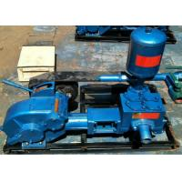 China Three Cylinder Piston Drilling Mud Pump Compact Structure For Grouting Cement on sale