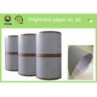 Wholesale Thick One Side Coated Board Paper White Regular Size 700 X 1000mm from china suppliers