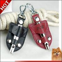Wholesale whistle training dog Free Shipping Stainless Steel Silent Dog Whistle Wholesale from china suppliers