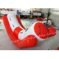 Wholesale 3 x 1.2 m 0.9mm PVC Inflatable Water Seesaw Game Toys CYWP-1642 CE ROHS Certification from china suppliers