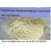 Wholesale CAS NO. 23454-33-3 Tren Anabolic Steroid Trenbolone Hexahydrobenzyl Carbonate from china suppliers