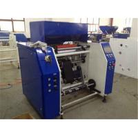 Wholesale LDPE PVC PE Stretch Film Rewinding Machine With Automatic System PLC Controller from china suppliers