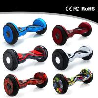 Buy cheap Smart Electric Scooter Skateboard , 10 Inch Self Balancing Hoverboard from wholesalers