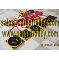 Quality Air bearing and casters details with pictures manual instruction for sale