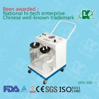 Buy cheap suction apparatuses DFX-23D.I from wholesalers