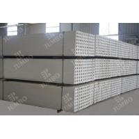 Wholesale Hollow Core Prefabricated Lightweight Partition Walls / Constructure Wall Panels from china suppliers