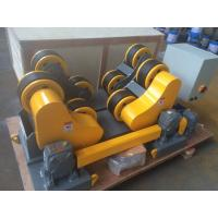 Wholesale HGZ 5 Pipe Welding Rollers With Foot Pedal Control And Remote Hand Control Box from china suppliers