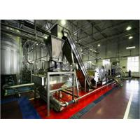 Wholesale 3T / H Juice Fruit Processing Machinery For Aseptic Bag Package from china suppliers